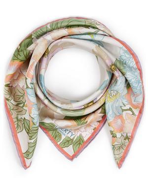Sakura 70 x 70cm Silk Twill Scarf