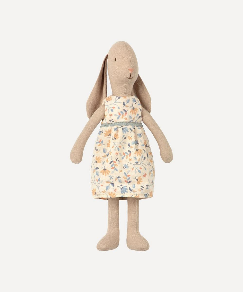 Maileg - Floral Bunny Toy
