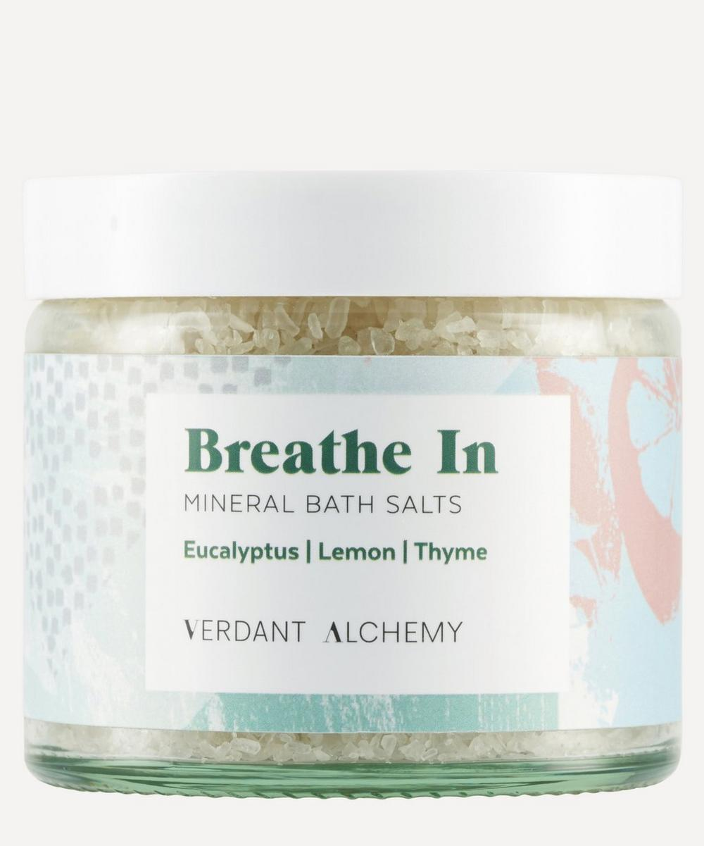 Verdant Alchemy - Breathe In Bath Salts 250g