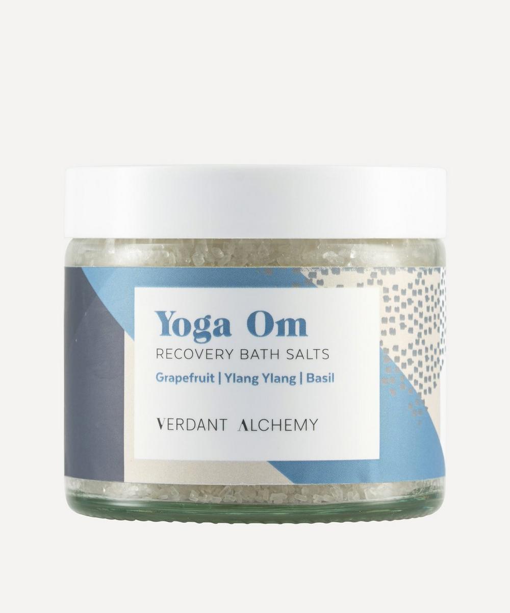 Verdant Alchemy - Yoga Om Bath Salts 250g