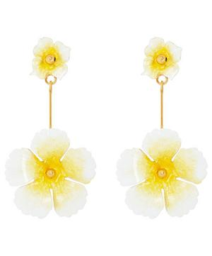 Julia Floral Drop Earrings