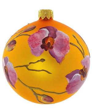 Exotic Orchids Bauble