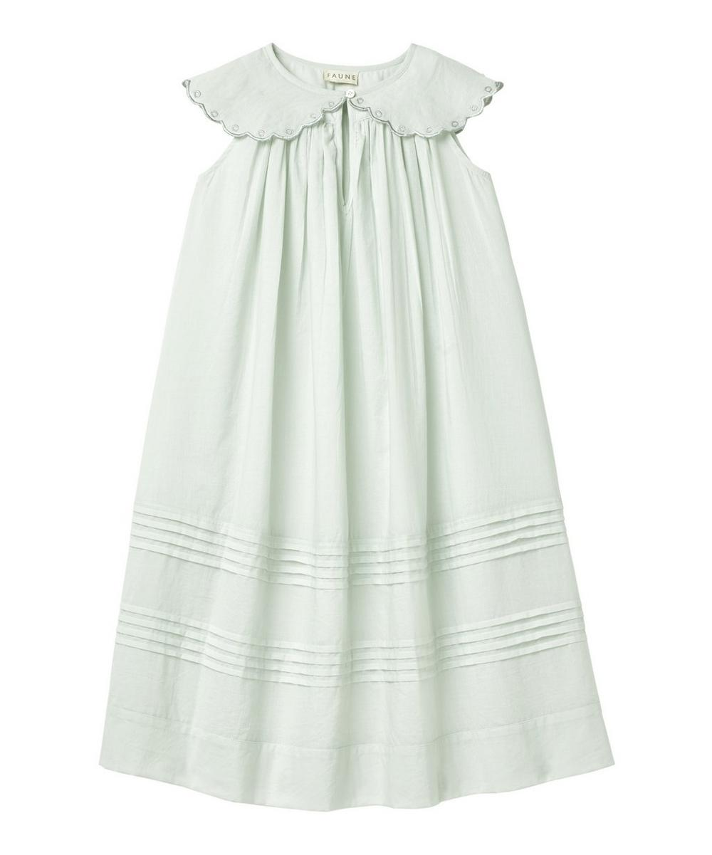 Faune - The Sea Mist Cotton Nightdress 2-8 Years image number 0