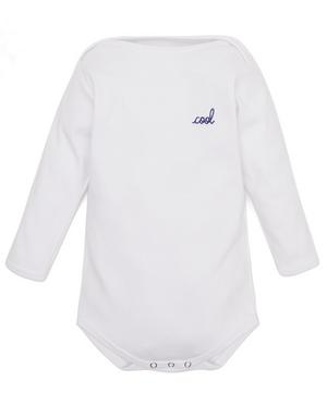 Long-Sleeved Cool Onesie 0-24 Months