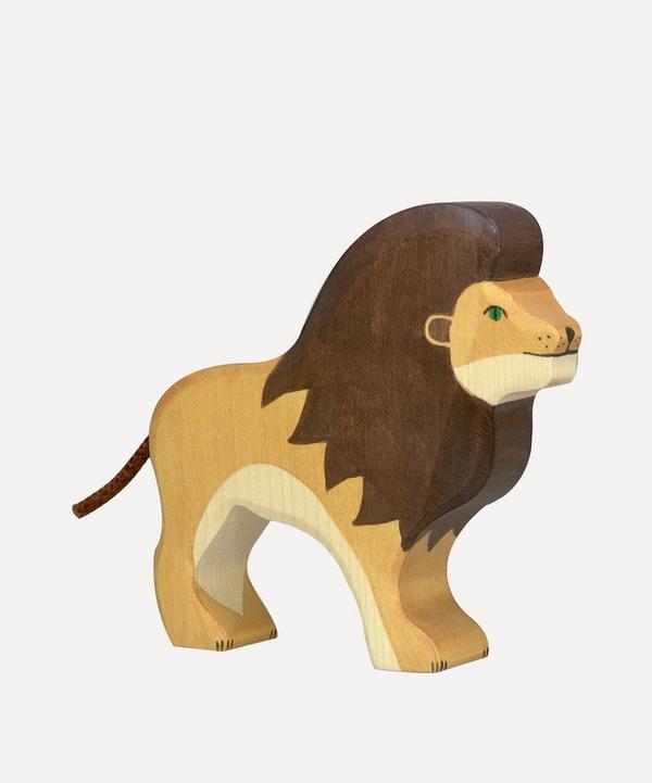 Holztiger - Lion Toy