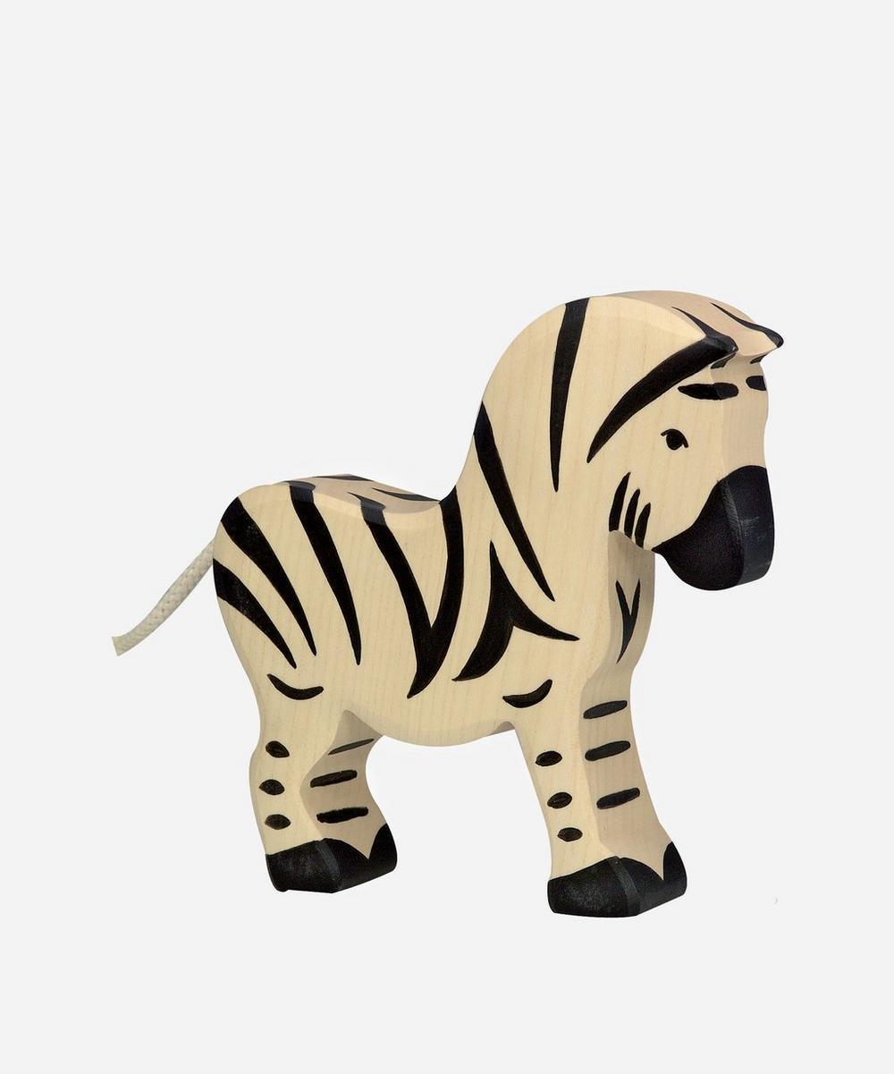 Holztiger - Zebra Toy