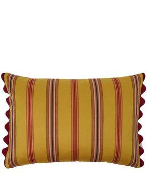 Canfield Stripe Oblong Cushion