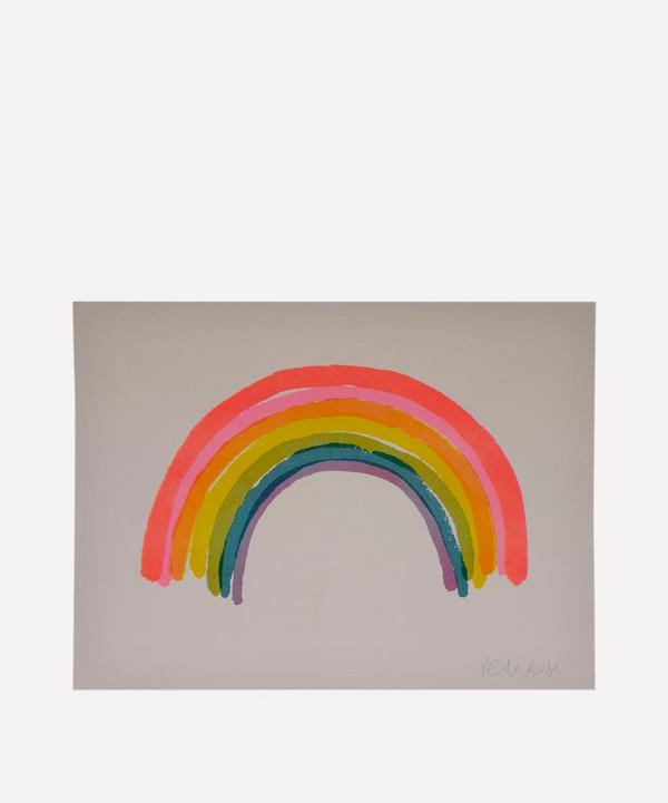 Petra Boase - Rainbow Risograph Print