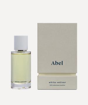 White Vetiver Eau de Parfum 50ml