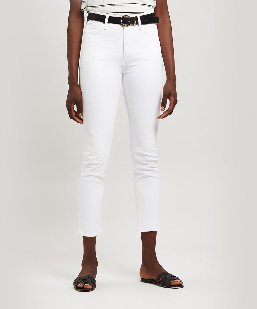 Citizens of Humanity - Harlow High-Rise Slim-Leg Jeans