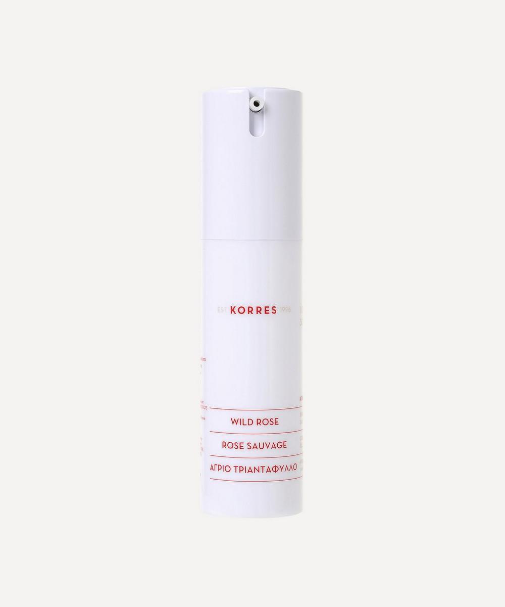 Korres - Wild Rose Vitamin C Day Cream for Oily Skin 30ml