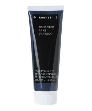 For Him Blue Sage, Lime and Fir Wood Aftershave Balm 125ml