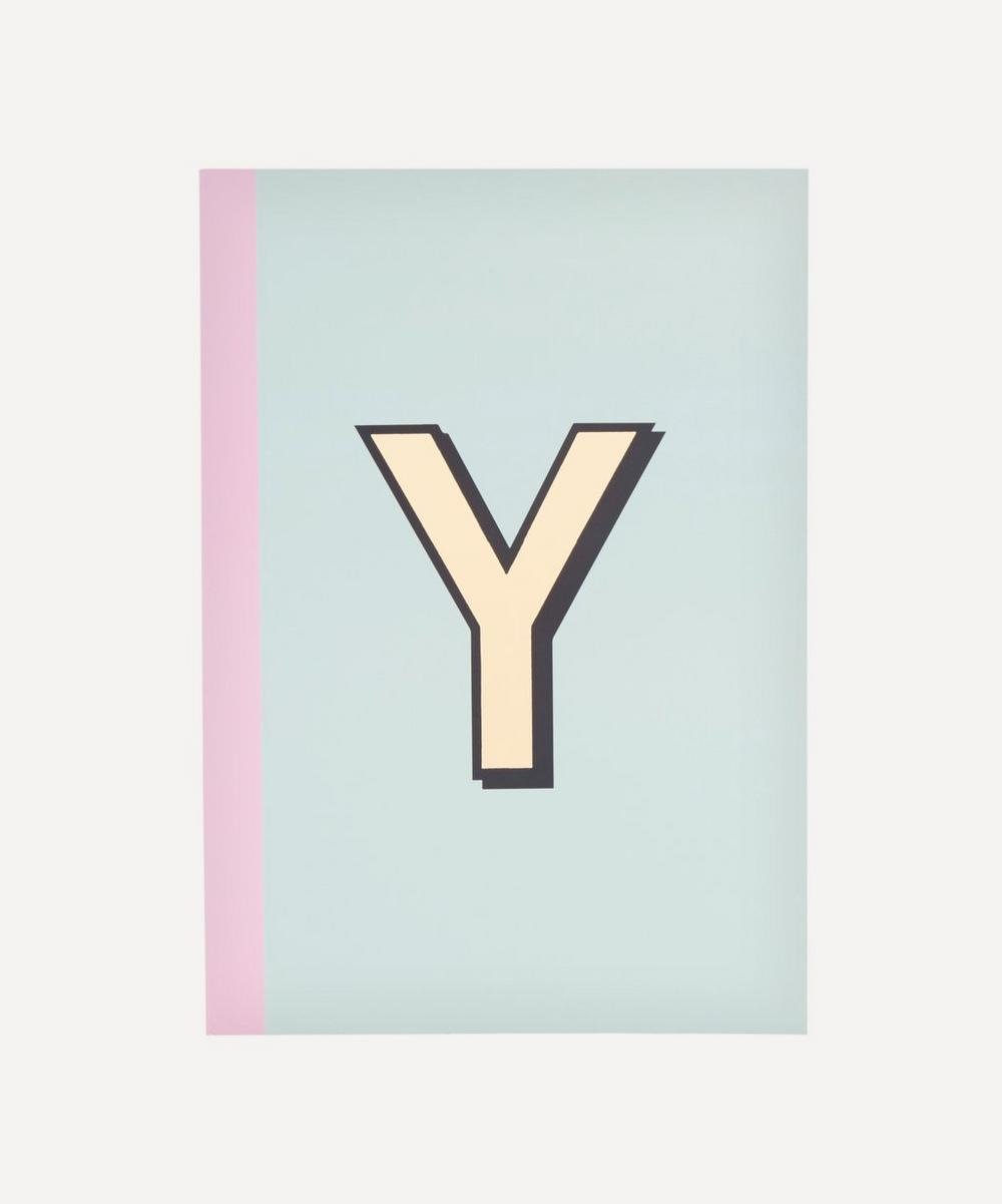 Re: Stationery - Letter 'Y' A5 Notebook