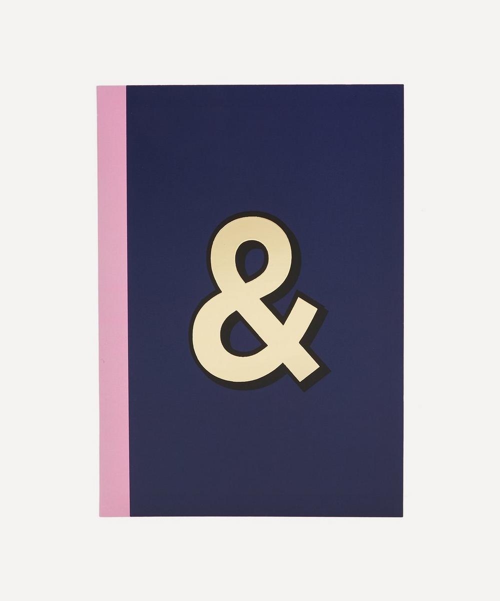 Re: Stationery - Ampersand A5 Notebook