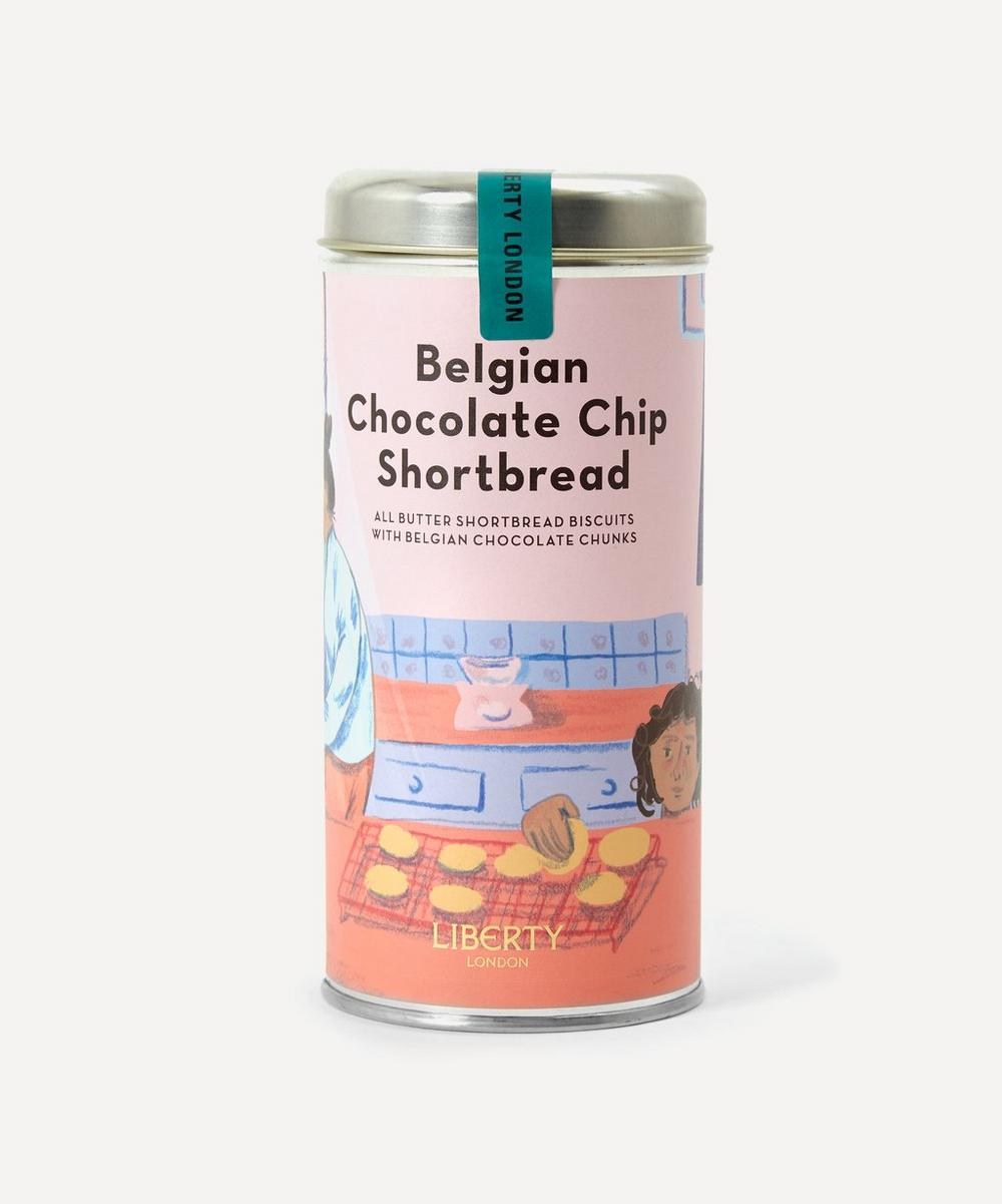 Liberty - Belgian Chocolate Chip Shortbread 200g