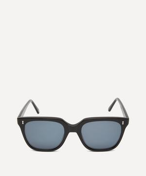 Vernon Square-Frame Acetate Sunglasses