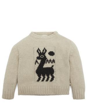 Baby Llamas Jersey Knit 3-24 Months