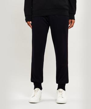 Artist Stripe Wool Sweatpants