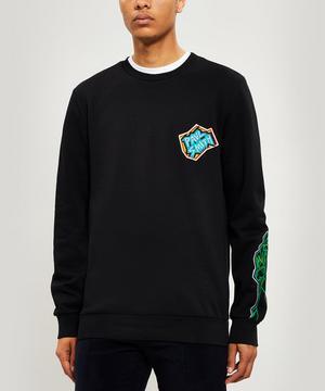 Artist Studio Embroidered Sweatshirt