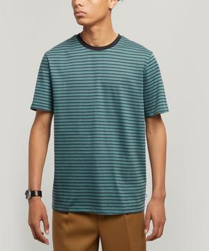 Marco Striped Cotton-Jersey T-Shirt
