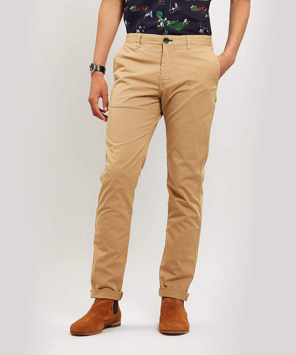 PS by Paul Smith - Organic Cotton Chino Trousers