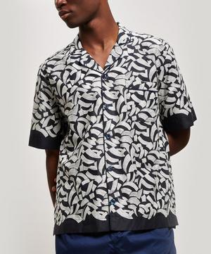 Nahal Tana Lawn™ Cotton Short-Sleeved Shirt