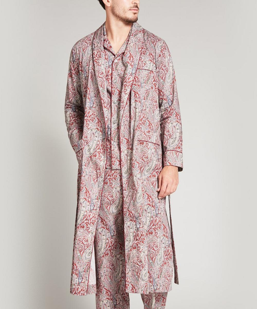 Liberty - Felix and Isabelle Tana Lawn™ Cotton Long Robe