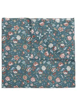 Floral Vine Cotton Handkerchief