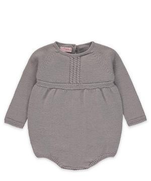 Borla Knitted Romper 0-6 Years