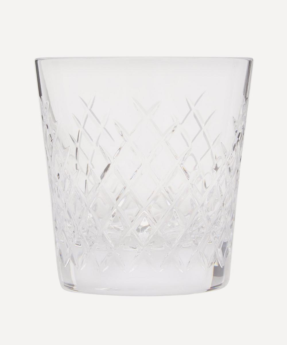 Soho Home - Barwell Cut Crystal Rocks Glass Set of Six