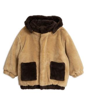Forever Young Faux Fur Jacket 2-6 Years