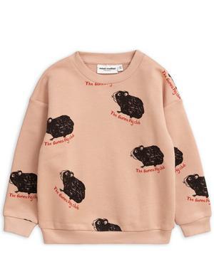 Guinea Pig Sweatshirt 2-8 Years