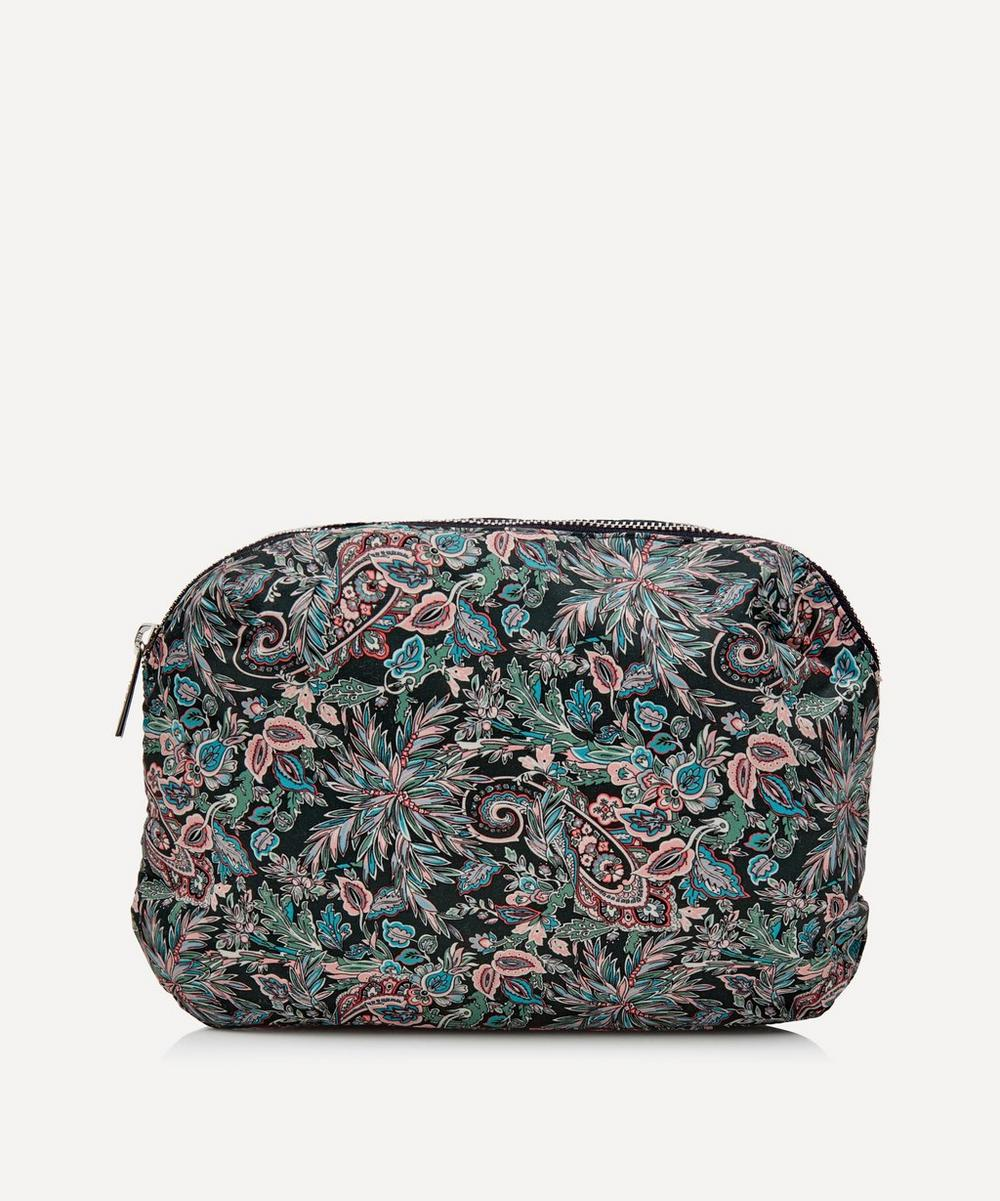 Liberty London - Large Far Away Paisley Wash Bag