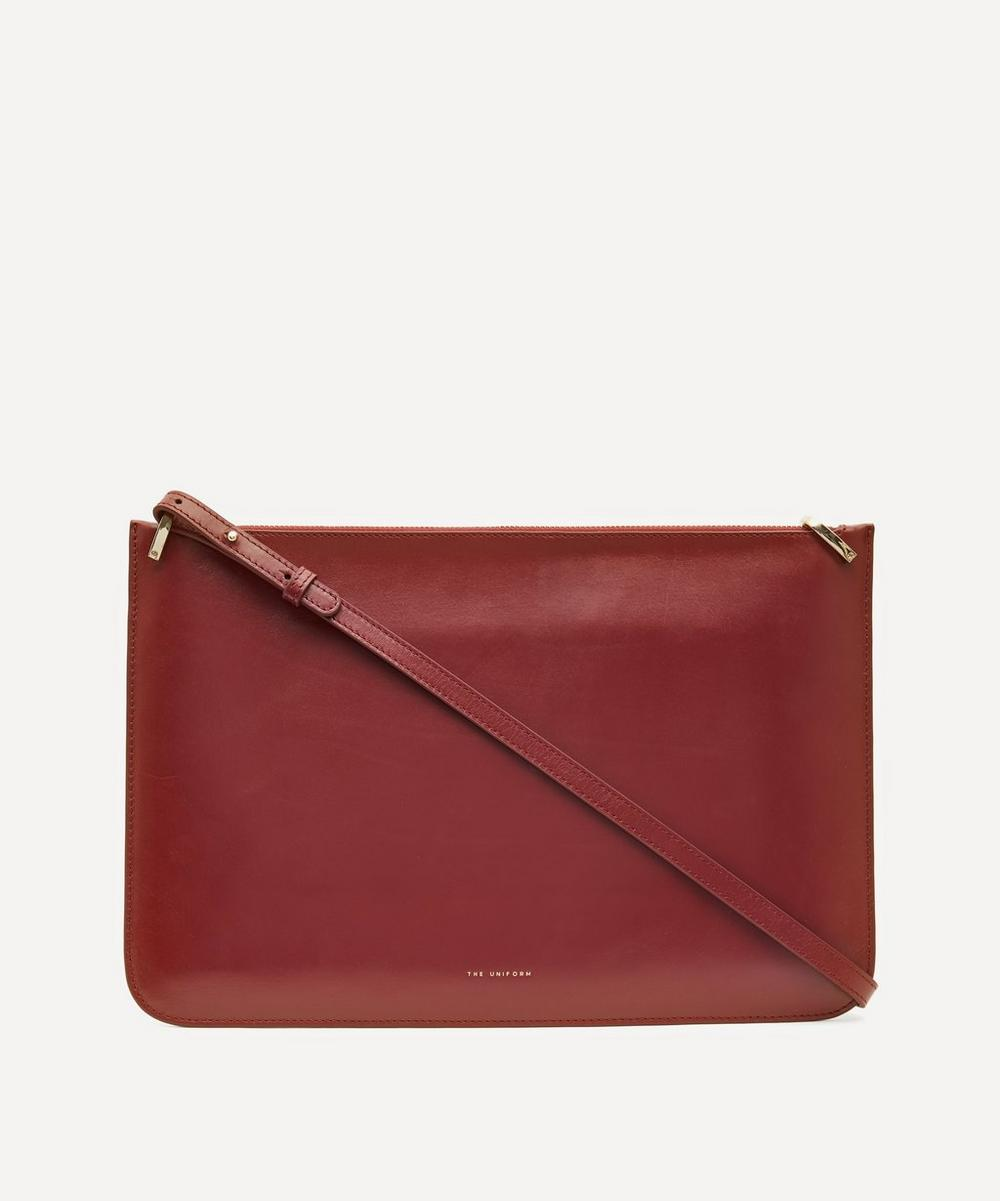 THE UNIFORM - Leather iPad Case