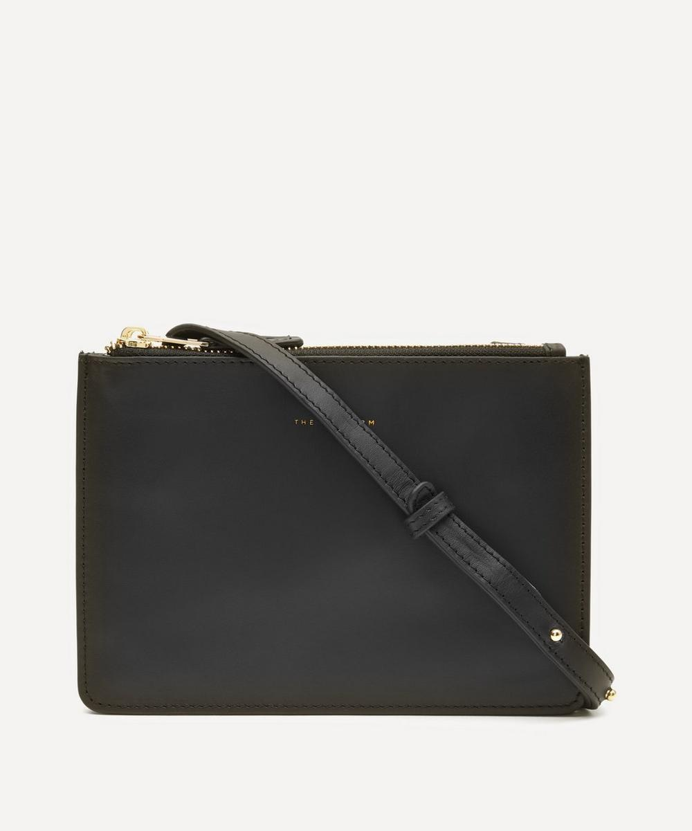 THE UNIFORM - Leather Duo Cross-Body Bag