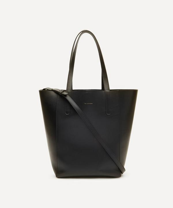 THE UNIFORM - Large Leather Bucket Bag