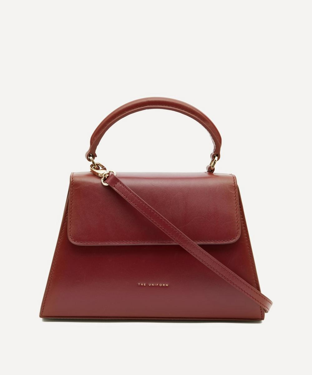 THE UNIFORM - Leather Handbag