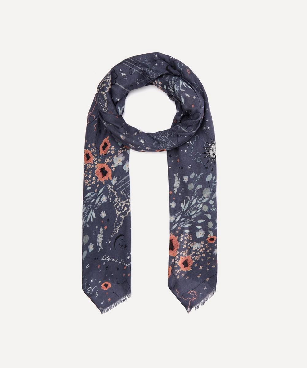 Lily and Lionel - Zodiac Modal-Blend Scarf