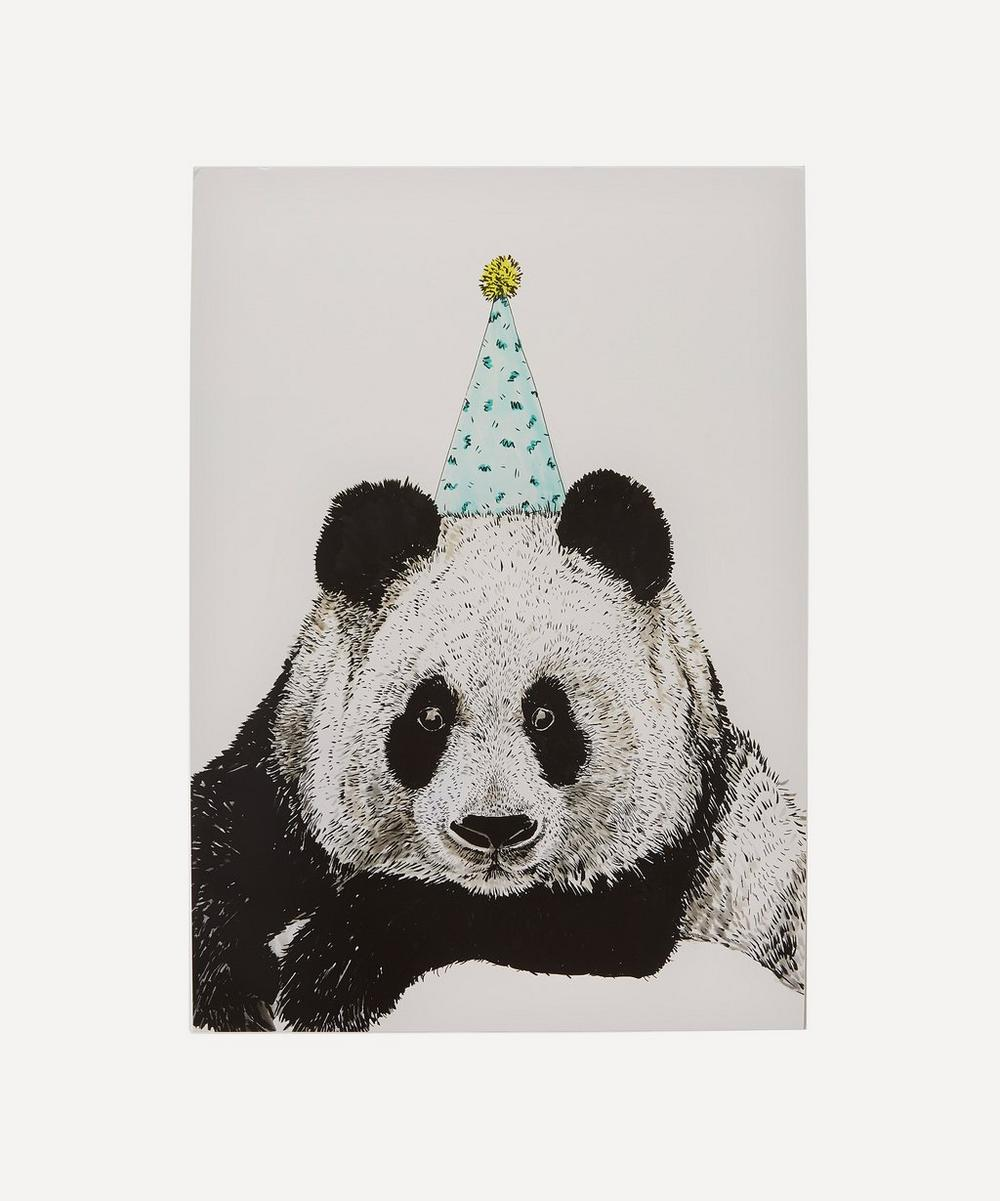 Max Made Me Do It - A3 Party Panda Print