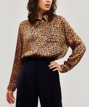 Cheetah Print Shirt