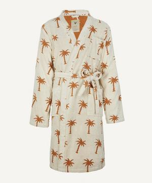 The Palmy Towelling Robe