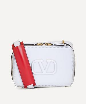 VSLING Leather Cross-Body Bag