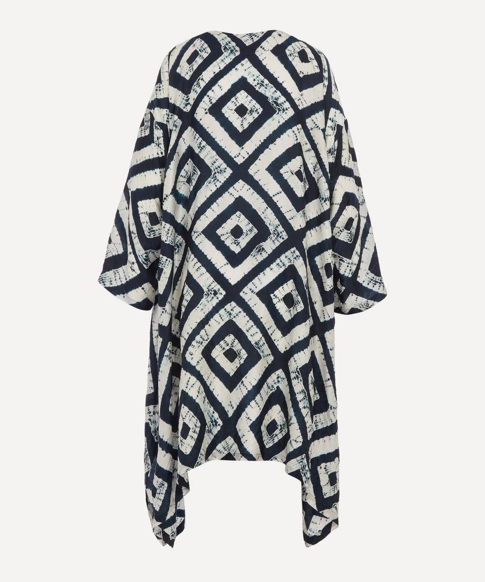 Eskandar - Scoop-Neck Silk Dress
