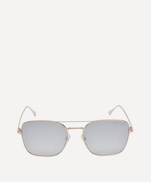 Dyllan Aviator Sunglasses
