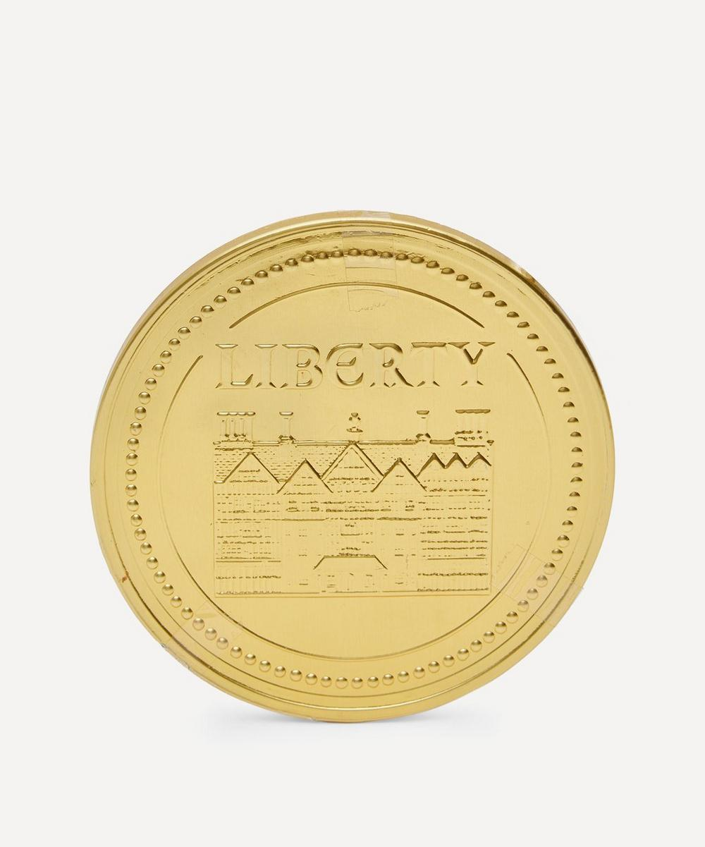 Unspecified - Gold-Tone Chocolate Coin 90g