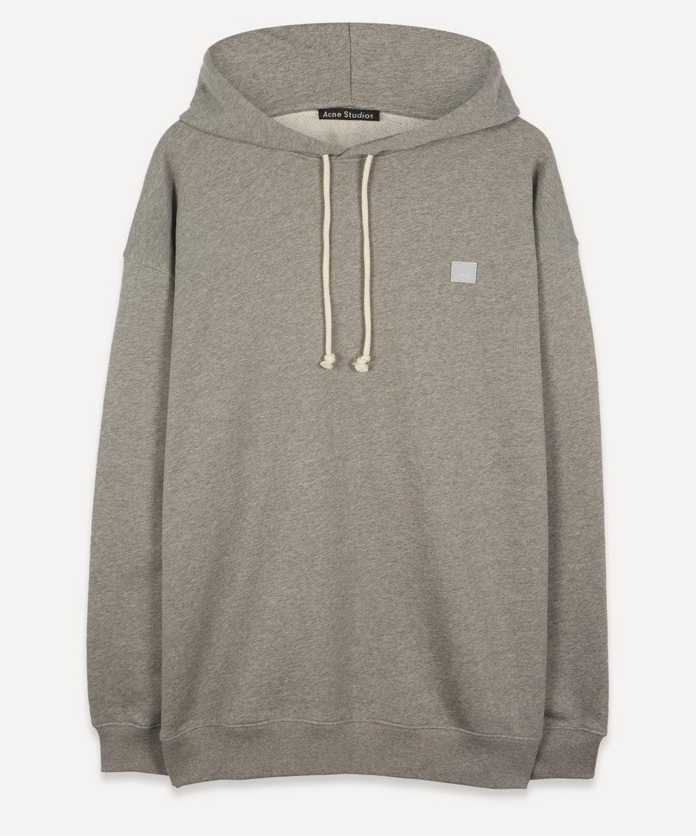 Acne Studios - Face Oversized Cotton Hoodie
