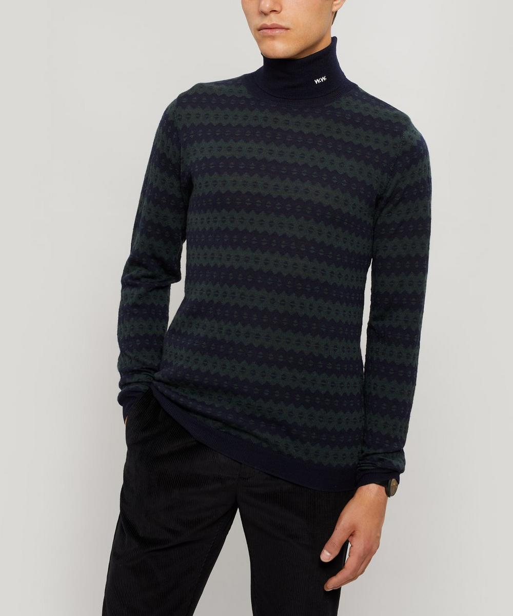 Wood Wood - Jaques Turtleneck Sweater