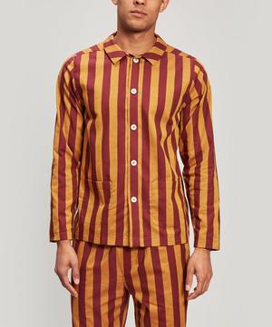 Uno Striped Cotton-Twill Pyjamas