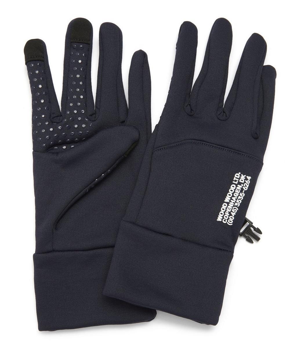 Wood Wood - Holger Tech Gloves