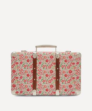 Danjo Tana Lawn™ Cotton Wrapped Suitcase